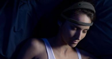 Dreem headband encourages deeper sleep