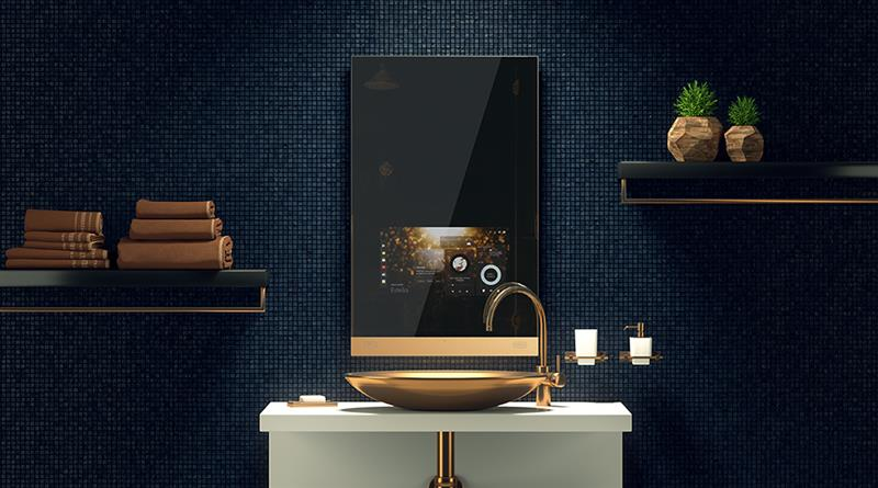 Fred one touch smart mirror