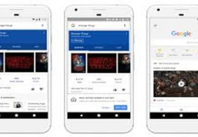 Google's smart feed digs up content based on your interests