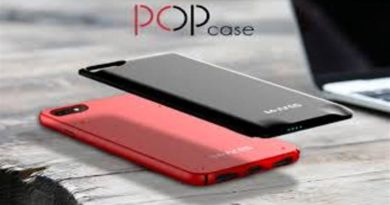 Popcase, the ultimate modular iPhone battery case