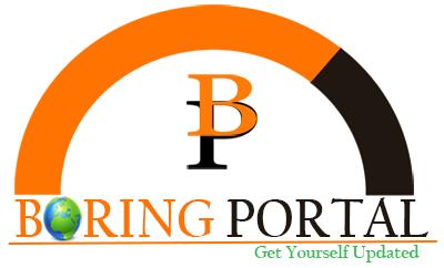 Boring Portal