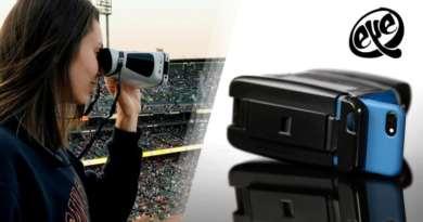 EyeQ immersive smart capture binoculars