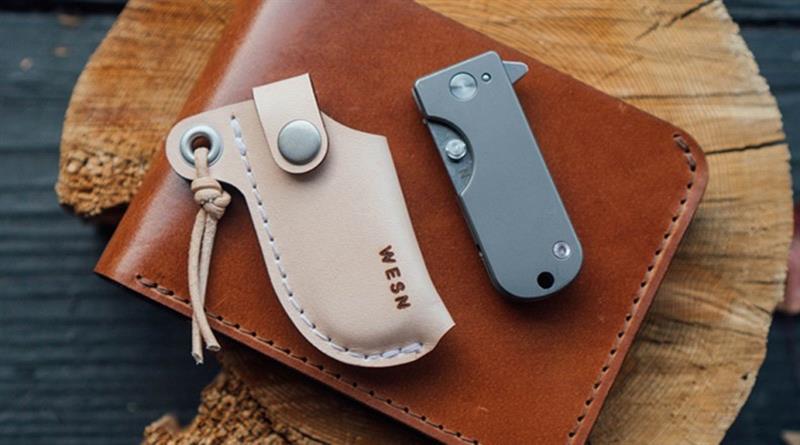 Wesn Micro Blade Edc Pocket Knife Boring Portal
