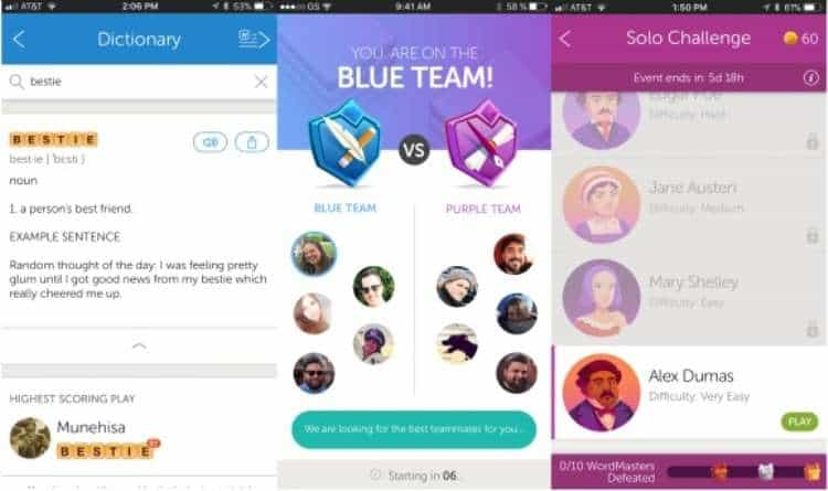 Words with Friends 2 launches with new social features like co-op play