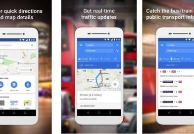 Google Map Go- Directions, Traffic & Transit