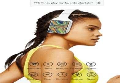 Vinci 2.0 AI Headphones worlds intelligent 3D headphones