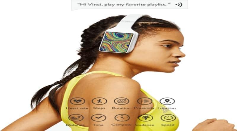 Vinci AI headphones