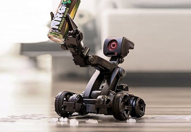 Mebo – Home Robot that can be your secret service agent