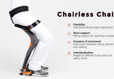 Chairless Chair