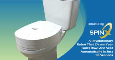 Toilet Cleaner Robot