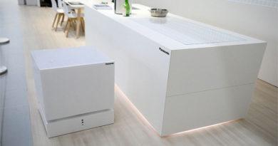 voice activated fridge