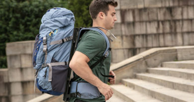 Hover Glide Backpack