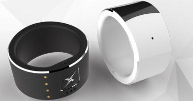 xenxo s-ring Smart Wearable Ring