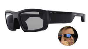 Augment Reality Smart Glasses
