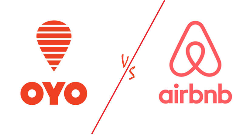 OYO Rooms vs Airbnb