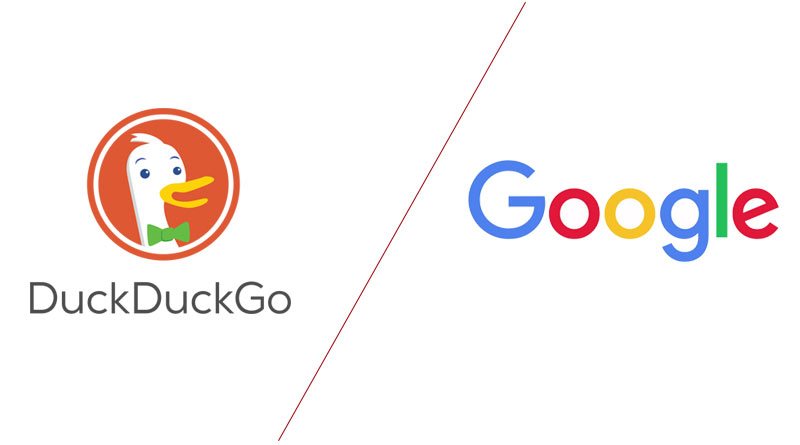DuckDuckGo vs Google