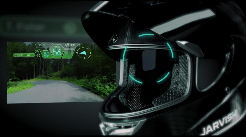 smart motorbike helmet