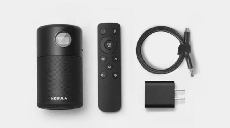 nebula capsule smart mini projector