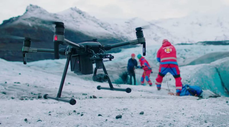 Life Saving Drone