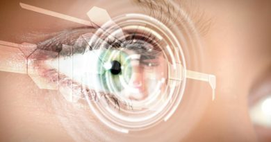 smart contact lense