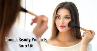 Unique Beauty Products
