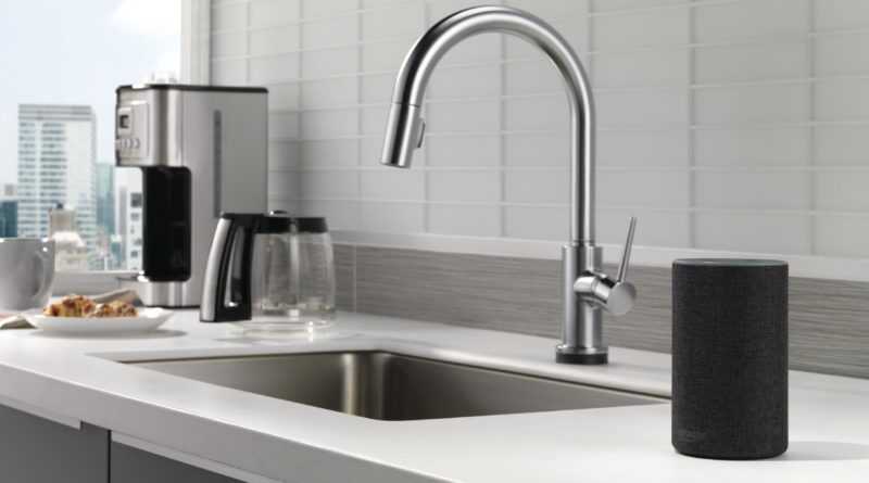 Smart Kitchen Faucet