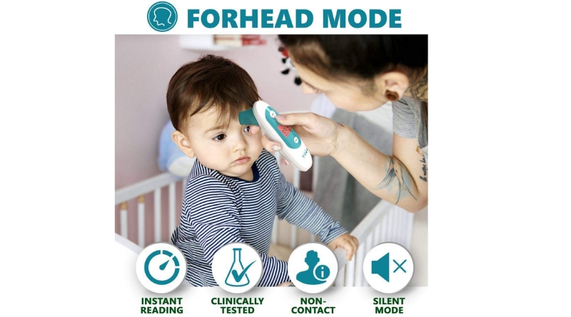 Digital Thermometer for Babies