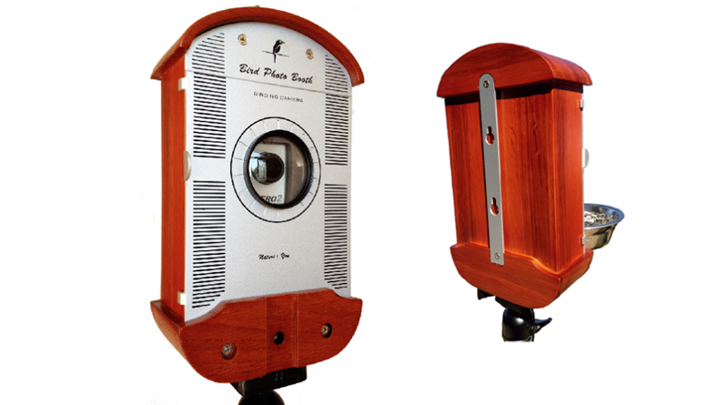 Bird Photo Booth – Bird Watching Without the Hassle.