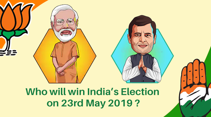 Who will win India's Election on 23rd May 2019? – Boring Portal