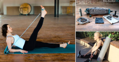 Flobody – Portable Gym at your lap of your HOME