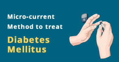 Micro-current Method to treat Diabetes Mellitus