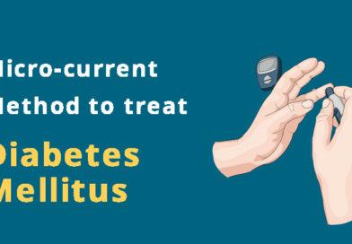 Micro-current Method to treat Diabetes Mellitus