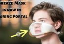Breaze Air Mask