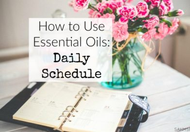 How To Use Essential Oils Throughout The Home