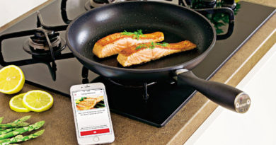 Pantelligent Smart Pan – Cook Everything Perfectly