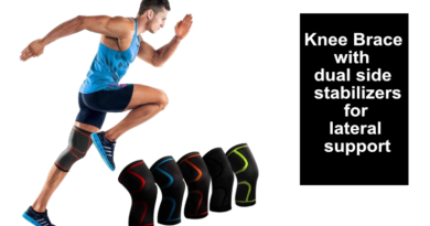 Knee Stabilizer- Strong Lifting Power – Inspire Uplift