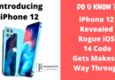 Features Of iPhone 12 Revealed Since Rogue iOS 14 Code Gets Makes It Way Through