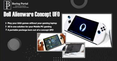 Dell-Alienware-Concept-UFO