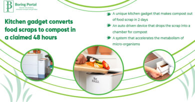 Kitchen-gadget-converts-food-scraps-to-compost-in-a-claimed-48-hours
